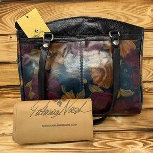 Patricia Nash | Peruvian Painting leather Handbag